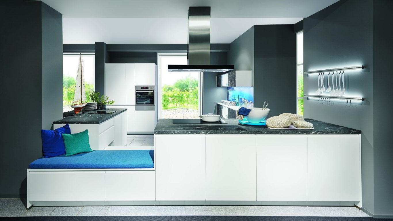 Cocinas espaciosas para poder disfrutar de cocinar.
